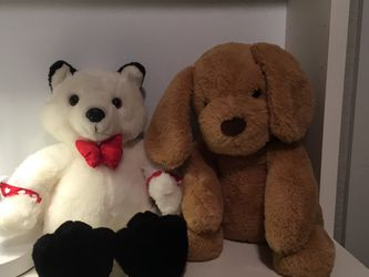 Two large plush toys. Very Good Condition . for Sale in Vancouver,  WA