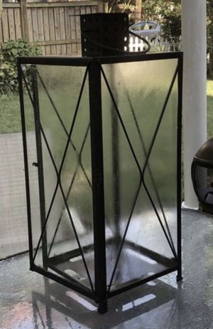 Hanging glass garden box for Sale in Washington, DC