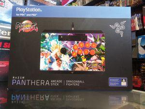 DragonBall Razer Panthera Arcade Stick Playstation for Sale in Pasadena, TX