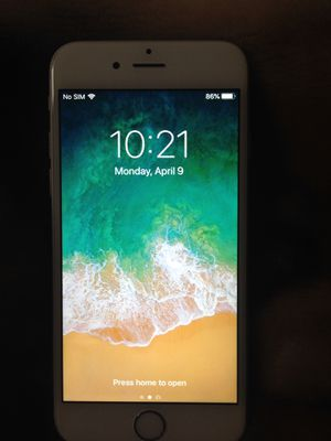 Excellent Condition Apple Iphone 6 16GB Factory Unlocked for Sale in Fairfax, VA