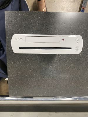 Nintendo Wii U *Console ONLY* for Sale in St. Louis, MO