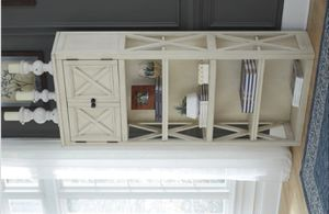 Bolanburg White/Oak Large Bookcase | for Sale in Arlington, VA