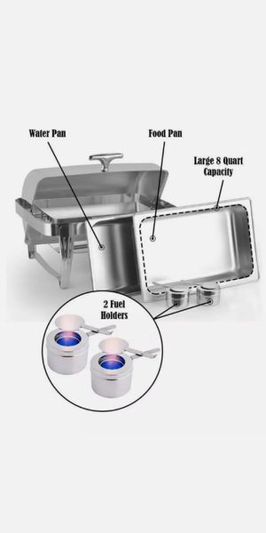 5 food warmer chafer for Sale in Lutz, FL