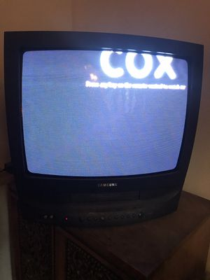 "20"" Samsung TV and VCR combo for Sale in El Cajon, CA"