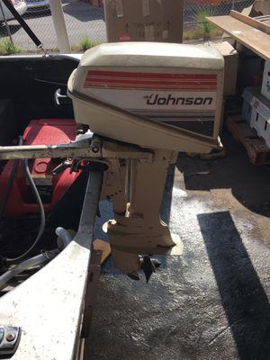 1980 Johnson 7.5hp Outboard Motor for Sale in La Mesa, CA
