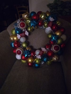 Colorful Handmade Wreath for Sale in Phoenix, AZ