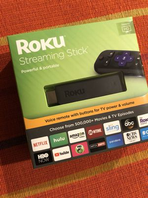 Roku Streaming Stick for Sale in New York, NY