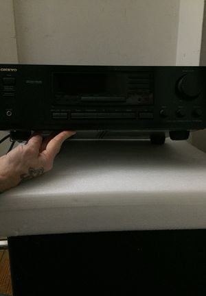 Onkyo audio video control receiver tx-sv343 for Sale in Ellisville, MO