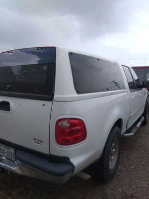 2002 Ford F-150 camper shell for Sale in Weslaco, TX