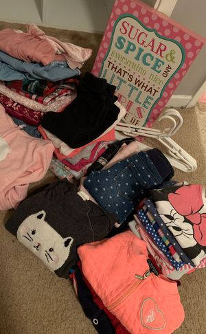 Baby Girl Clothes Size 18ms for Sale in Bakersfield, CA