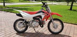 2013 Honda CRF 110 Great Condition for Sale in West Palm Beach, FL