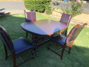 Dining table and chairs for Sale in Yuba City, CA