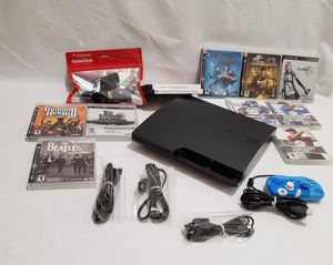 PS3 JAPANESE ANIME BUNDLE WITH HORI DRAGON QUEST SLIME EDITION CONTROLLER for Sale in The Bronx, NY