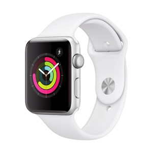 BRAND NEW Apple Watch Series 3 42 mm Silver Aluminum Case White Sport Band 🔥 for Sale in Northbrook, IL