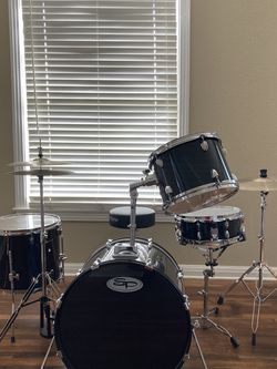 Sound Percussion Drum Set for Sale in Waco,  TX