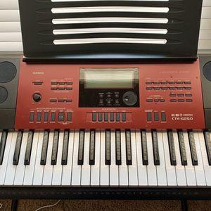 Casio Keyboard for Sale in Buford, GA