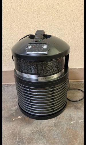 Filter Queen air purifier- Medical grade HEPA PLUS FILTER WITH CHARCOAL WRAP for Sale in Auburn, WA