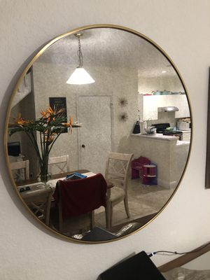 Mirror/ candle holder for Sale in FL, US