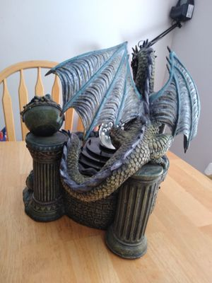 Dragon fountain for Sale in Columbia, SC