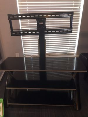 Tv Stand with Mount for Sale in Mesquite, TX