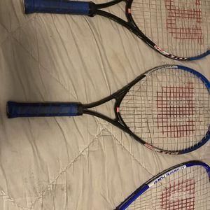 Tennis Rackets for Sale in Grand Prairie, TX