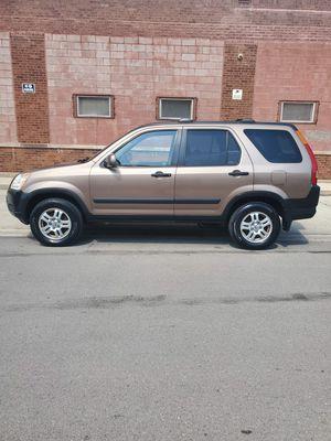 2003 Honda CR-V SUV four wheel drive crv for Sale in Chicago, IL