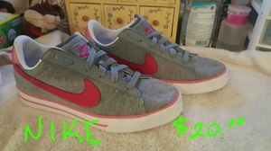 Four pairs of Nike sneakers, isone pair of Adidas sneakers for Sale in Rolla, MO