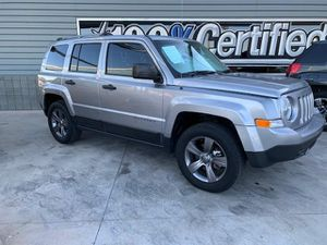2016 Jeep Patriot for Sale in Gilbert, AZ