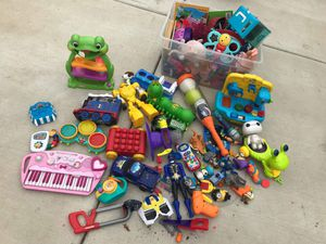 Toys FIRM PRICE NO DELIVERY CASH OR TRADE FOR BABY FORMULA for Sale in Los Angeles, CA