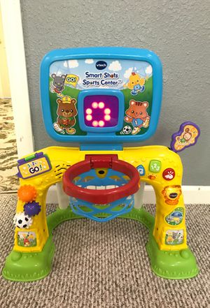 Smart Shots sports center toy for kids for Sale in Lynnwood, WA