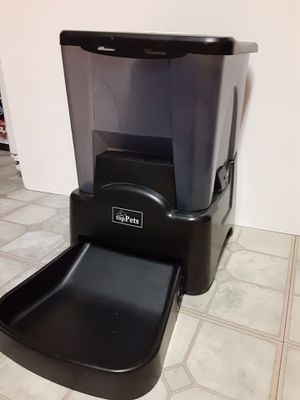 Programmable automatic pet feeder for Sale in Pontiac, MI