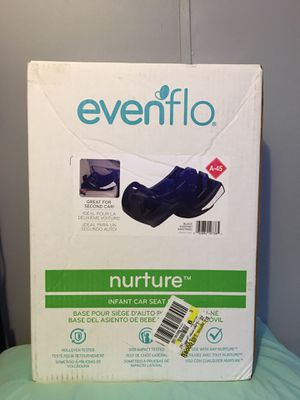 New Evenflo Nurture Car seat Base for Sale in Travelers Rest, SC