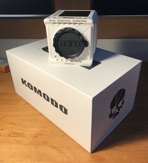 Red Komodo ST Stormtrooper white exclusive series #red #komodo #arri professional cinema camera for Sale in Los Angeles, CA