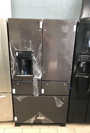 Kitchen Aid 5 door refrigerator for Sale in Detroit, MI