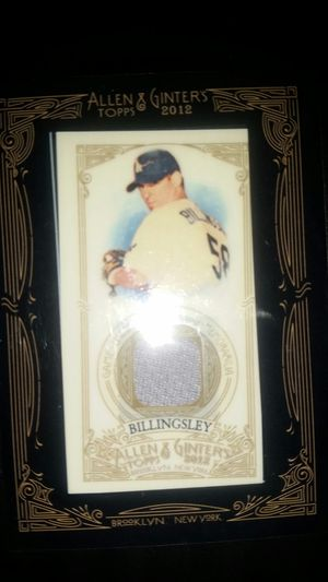 Chad Billingsley jersey card for Sale in Phoenix, AZ