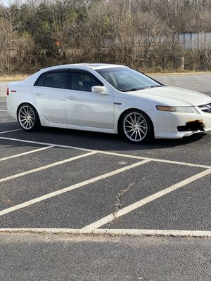 2006 Acura TL with Magen coilovers and staggered rims for Sale in Gladys, VA