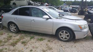 2007 Hyundai sonata PARTS CAR for Sale in Missouri City, TX