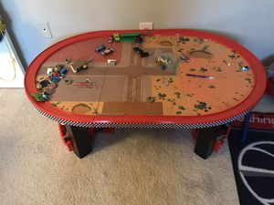 Disney Cars activity table for Sale in Sterling, VA