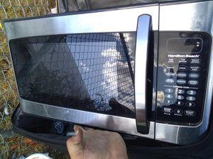 Hamilton Beach microwave for Sale in Tacoma, WA