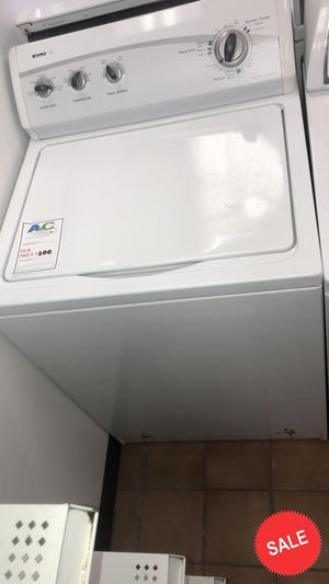 BLOWOUT SALE!Kenmore Washer Very Quiet CONTACT TODAY! #1508 for Sale in Glen Burnie, MD
