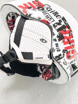 Ski / Snowboard Helmet With Built-in Headphones And Bag for Sale in Albany,  CA