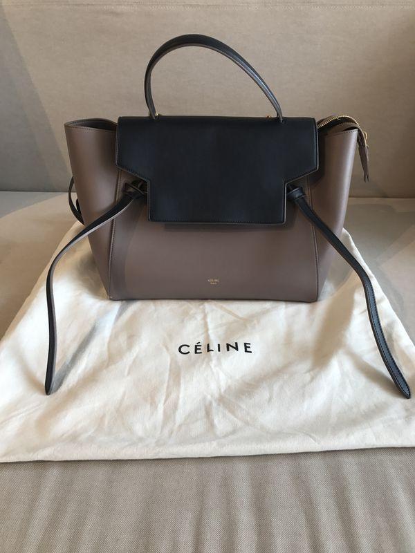 CELINE belt bag medium size 100% authentic for Sale in Seattle 157ca2421905d
