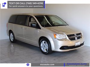 2013 Dodge Grand Caravan for Sale in Escondido, CA