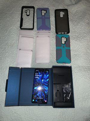 Samsung,phone,s9plus,s9+,samsung s9plus for Sale in Mather, CA