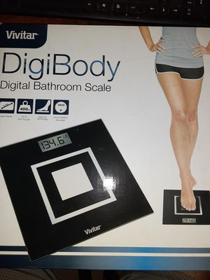Vivitar Digital bathroom scale for Sale in Los Angeles, CA