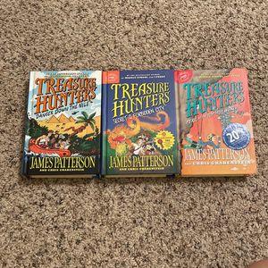 Treasure Hunters Books 2-4 for Sale in Walnut Creek, CA