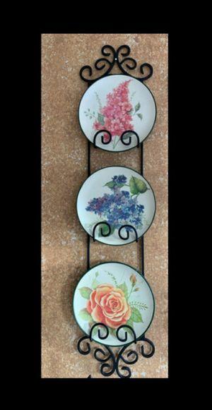 HOME INTERIORS Platos Decorativos En Excelente Condición for Sale in Los Angeles, CA