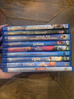 Blue Ray DVDs for Sale in Fircrest, WA