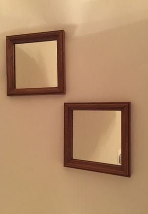 HOMCO Home interiors wall mirror frames for Sale in Rancho Cucamonga, CA