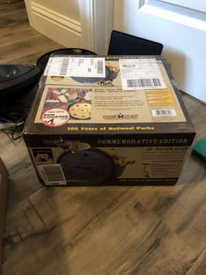 Dutch oven for Sale in Anderson, CA